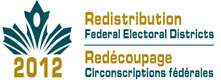 Redistribution Federal Electoral Districts