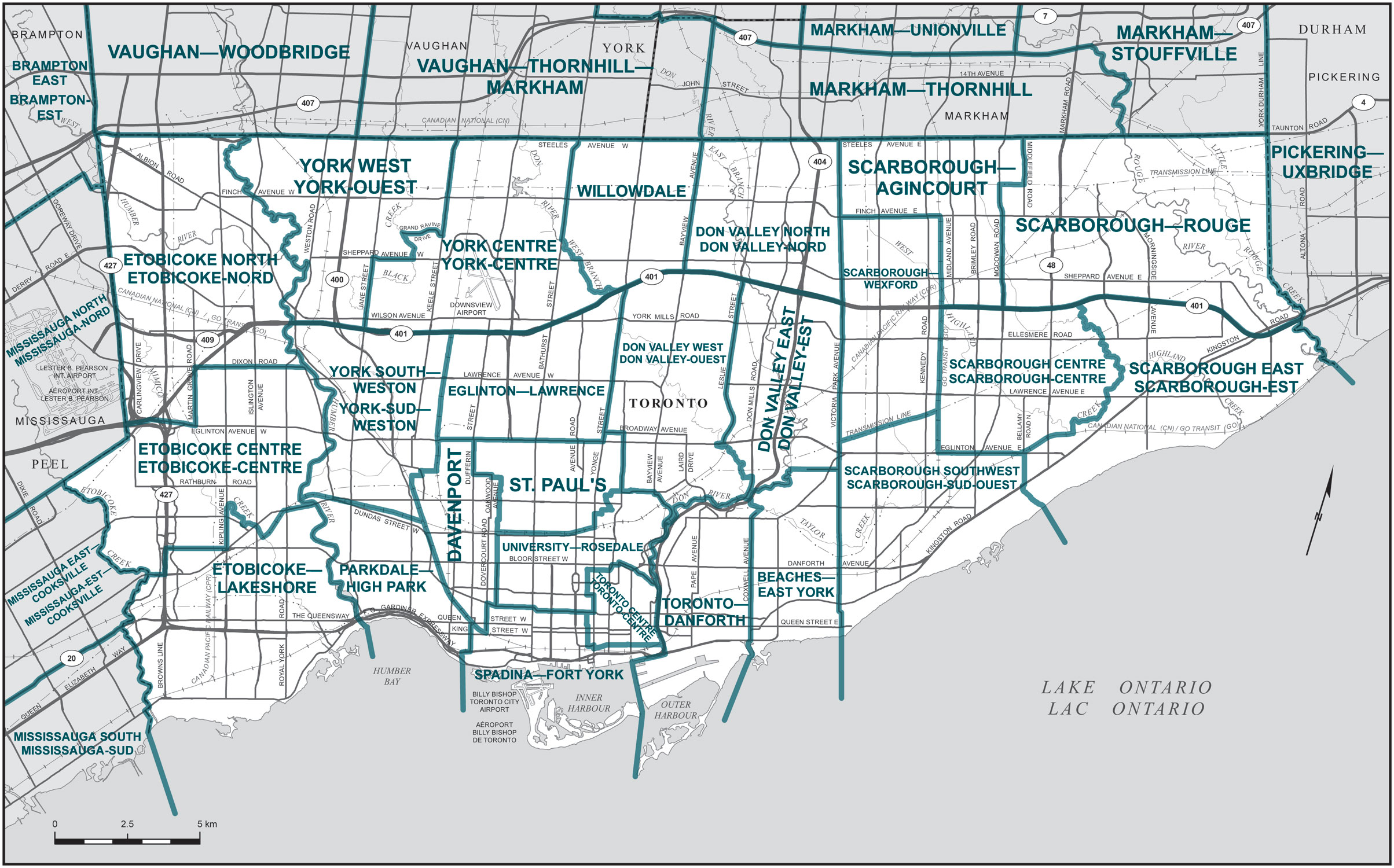 New Electoral Boundaries Page 6 UrbanToronto